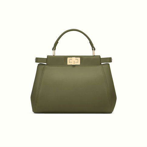 Fendi Green Handbag