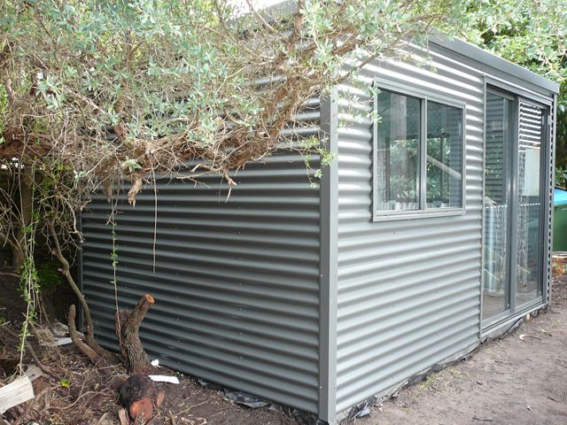 Lovely Little Garden Shed Is 2.5m Span X 4m Long