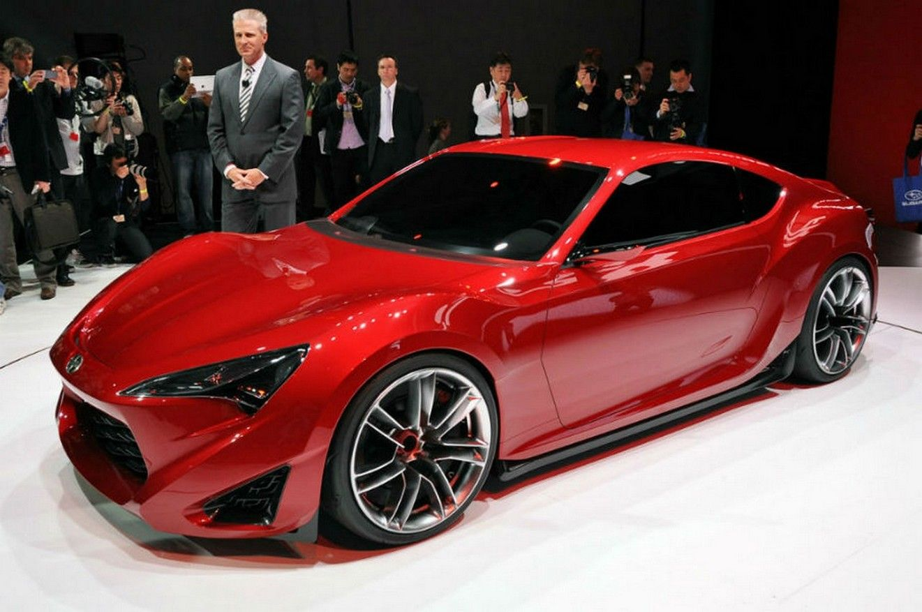 2020 Scion FRS Specs