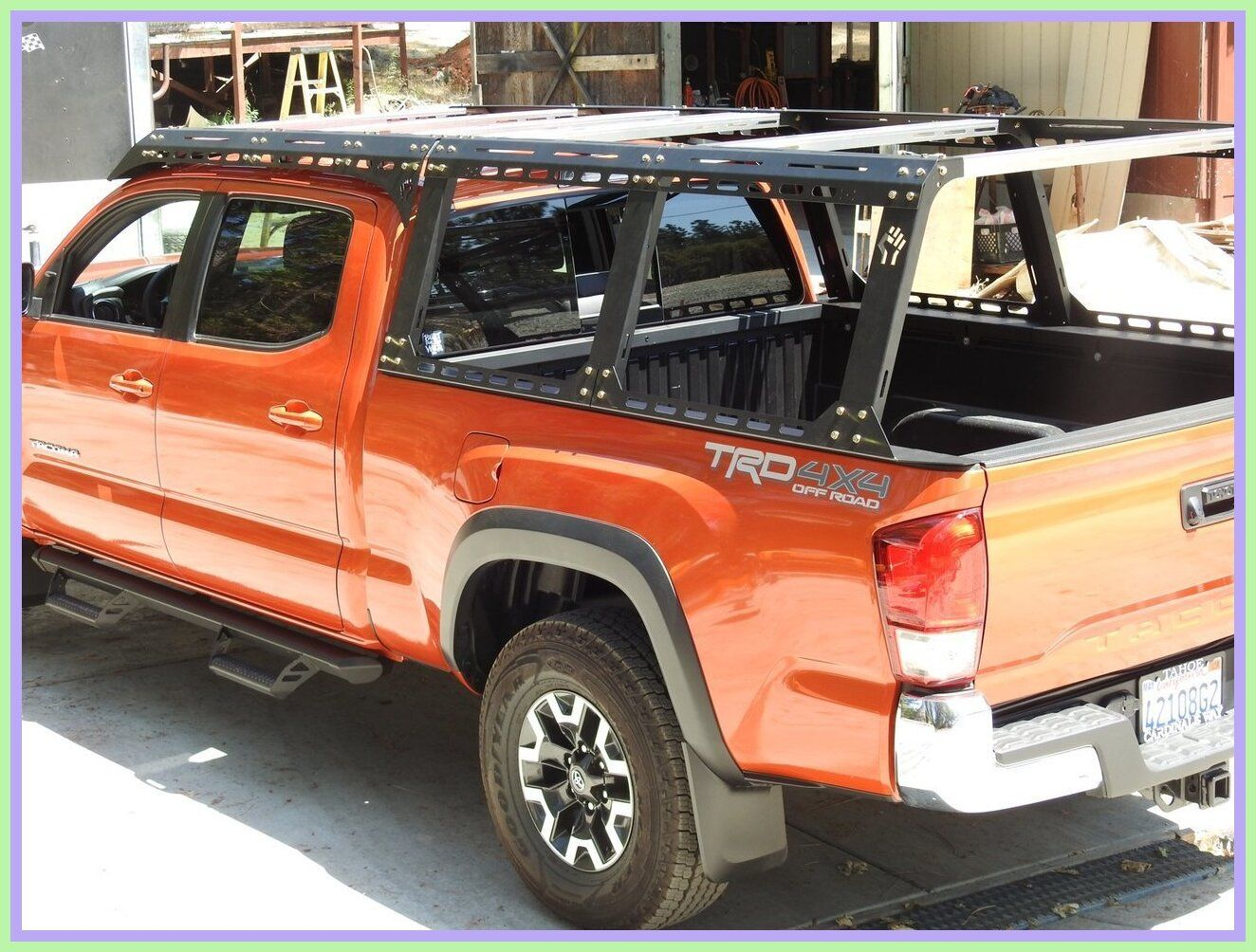 123 reference of roof rack toyota 2016 in 2020