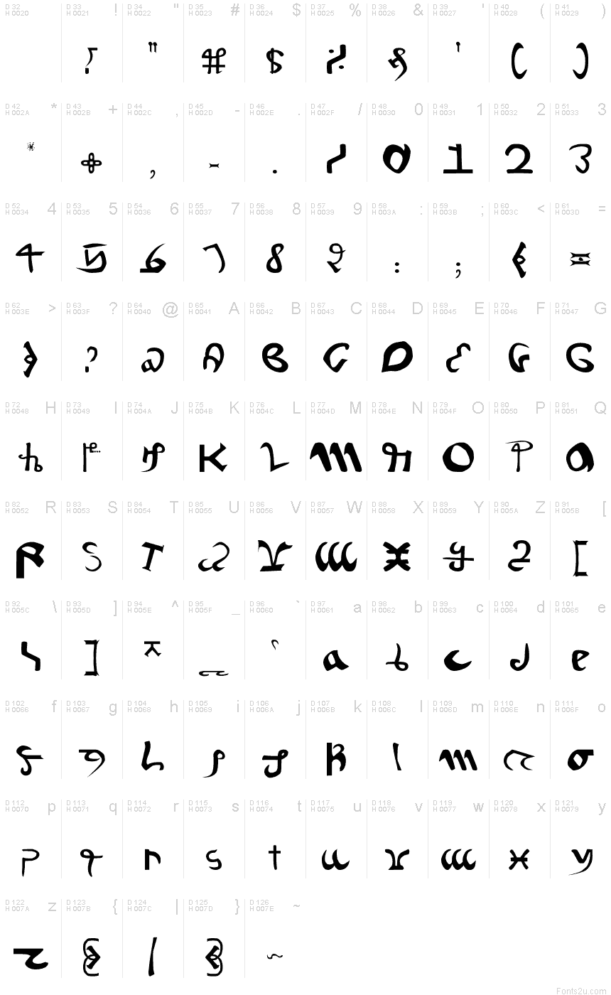 So called voynich manuscript font most of the symbols do not so called voynich manuscript font most of the symbols do not appear in the voynich this was strictly a fun or money making scheme biocorpaavc