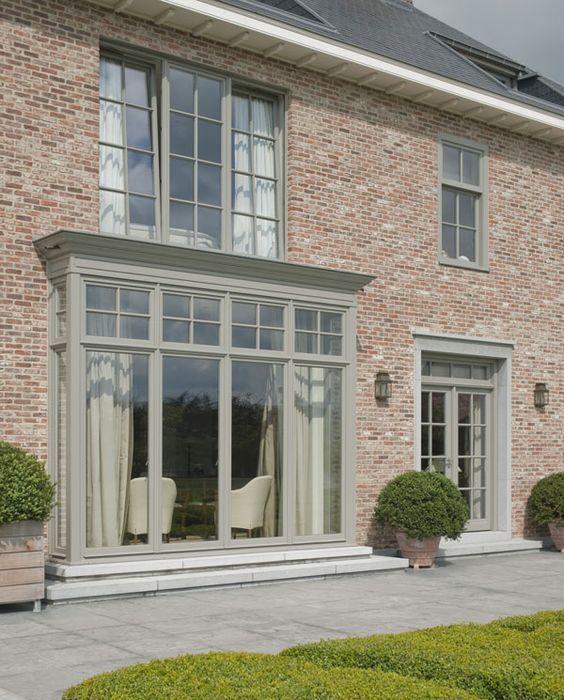 Wood – Doors, Windows, Gates – #architekt #Doors #Wood #Po …