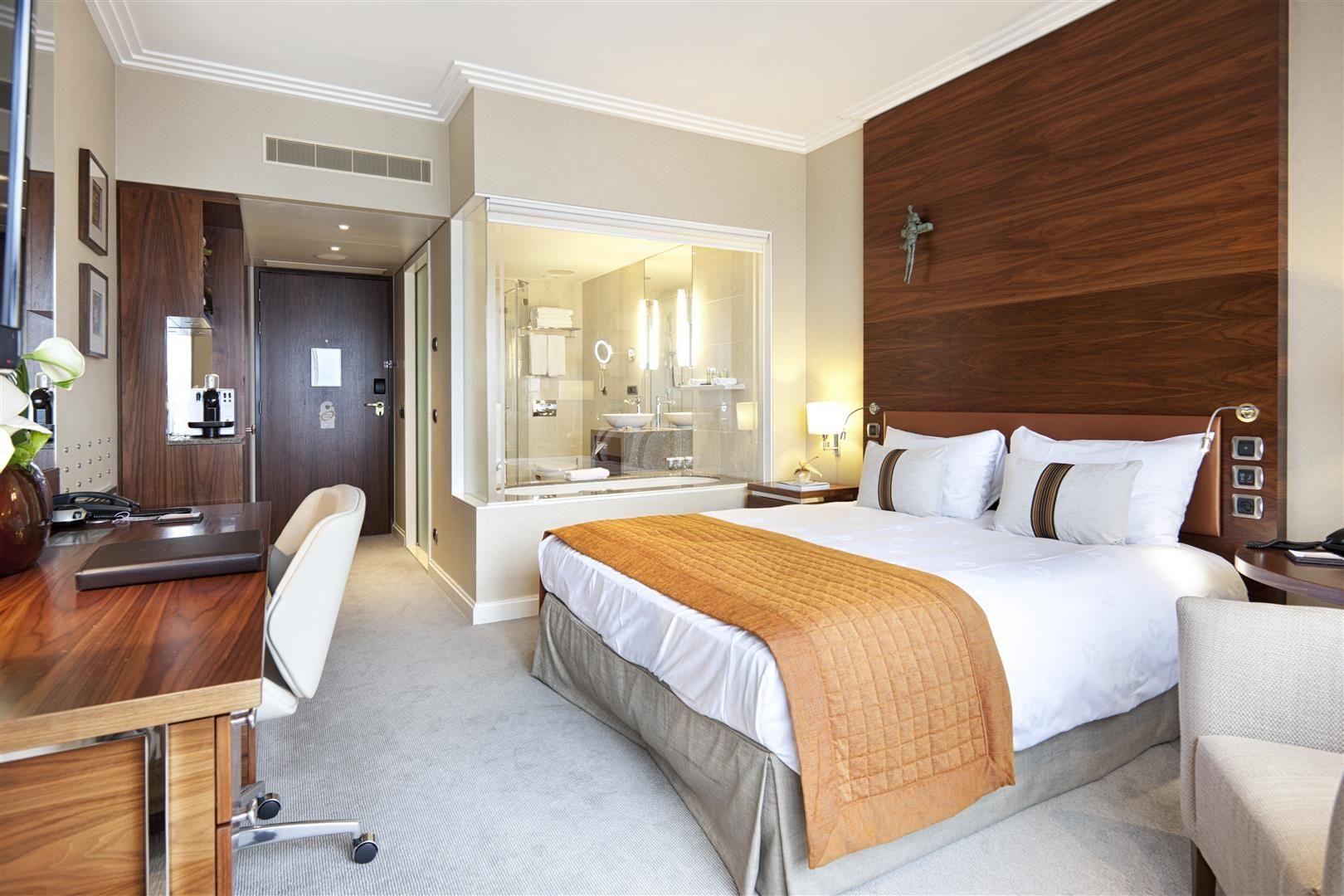 Superior Room. Hotel Okura Amsterdam