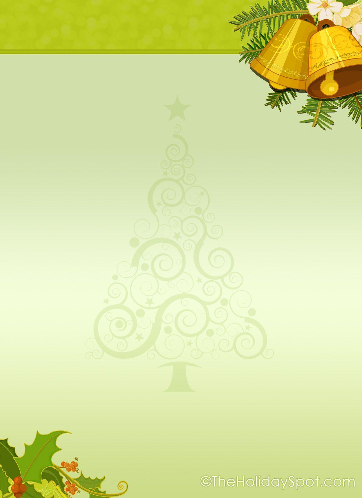 Christmas Letterheads  Design Inspiration