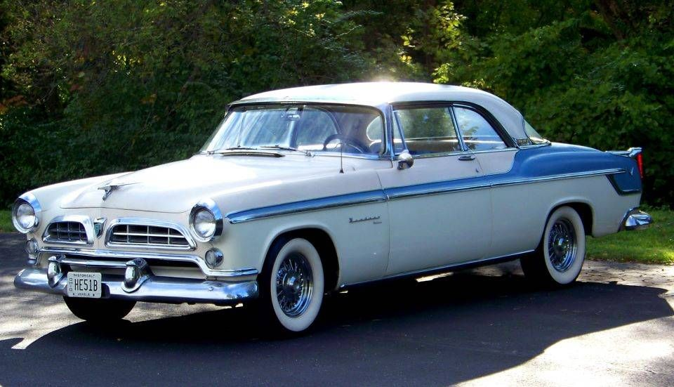 1955 Chrysler Windsor Deluxe Newport Spring Special | cars ...