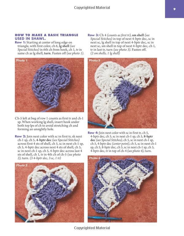 Amazon.fr - Learn to Do Bavarian Crochet - Jenny King - Livres ...