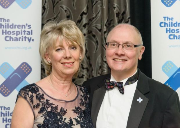 A kind hearted couple have raised over one million pounds to help make Sheffield Children's Hospital even better, after hosting their 26th annual ball.