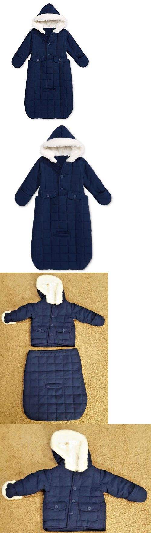 341a214ad47f Other Newborn-5T Girls Clothes 147221  First Impressions Baby Boys Or Baby  Girls Jacket Snowbag With Faux Fur Trim