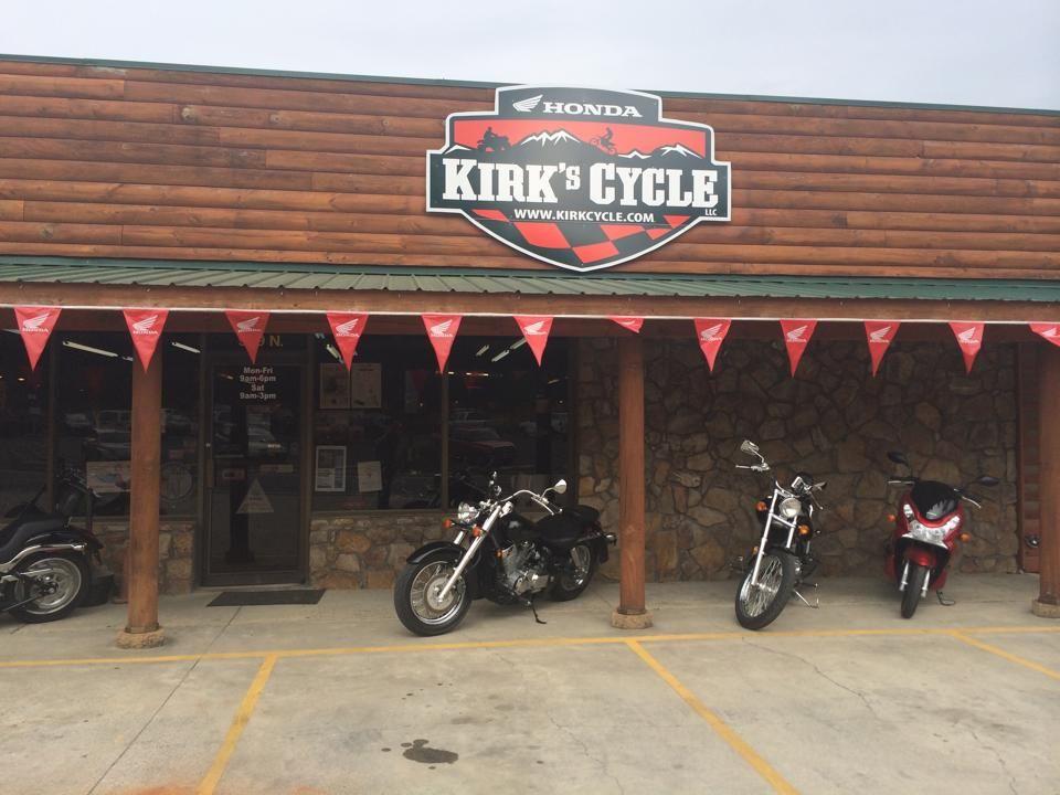 Kirks Cycle Shop Dalton Ga Atv Utv Motorcycle Scooter Muv