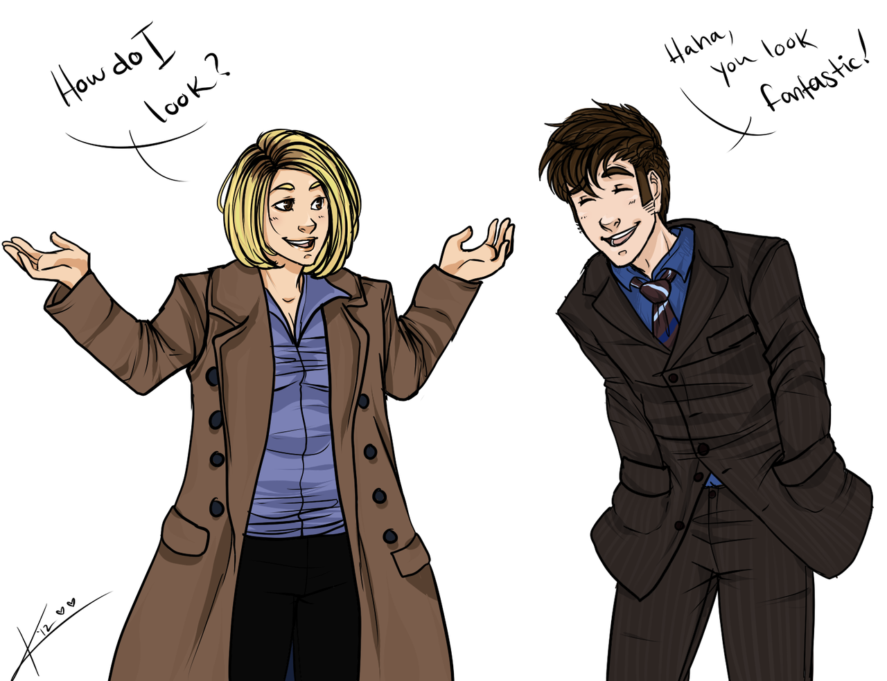 I'm Not Overly Thrilled With The 13th Doctor But This Is
