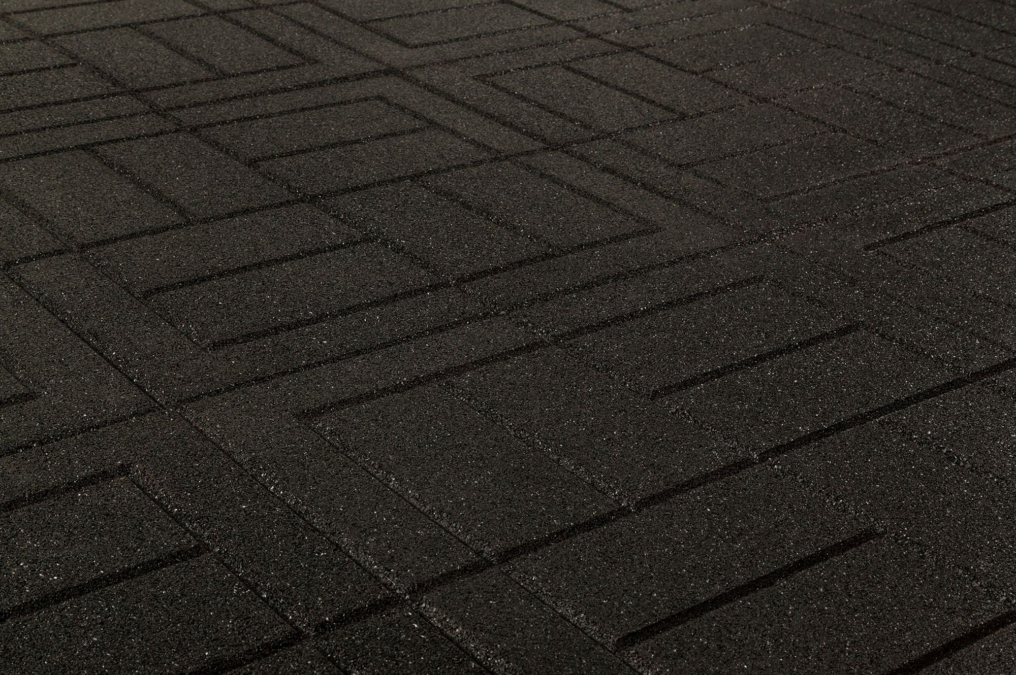 Brava Outdoor Interlocking Rubber Pavers With Images Rubber