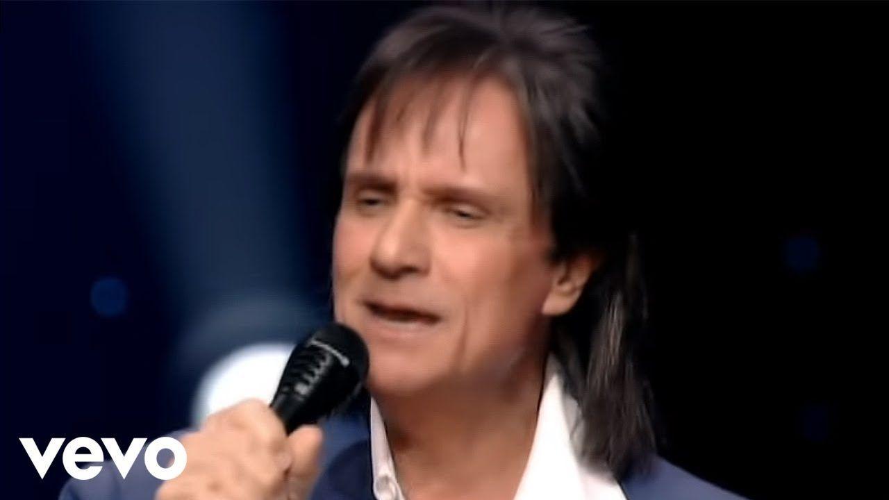 Roberto Carlos Cama Y Mesa Video En Vivo Stereo Version Musica
