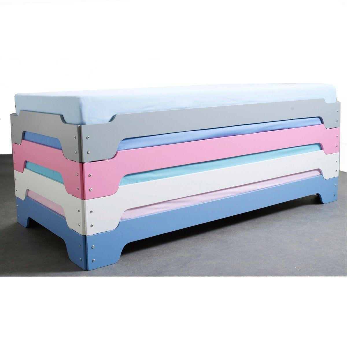 lit empilable et sommier egzigu autre diy and woodworks pinterest lits lit enfant et enfants. Black Bedroom Furniture Sets. Home Design Ideas
