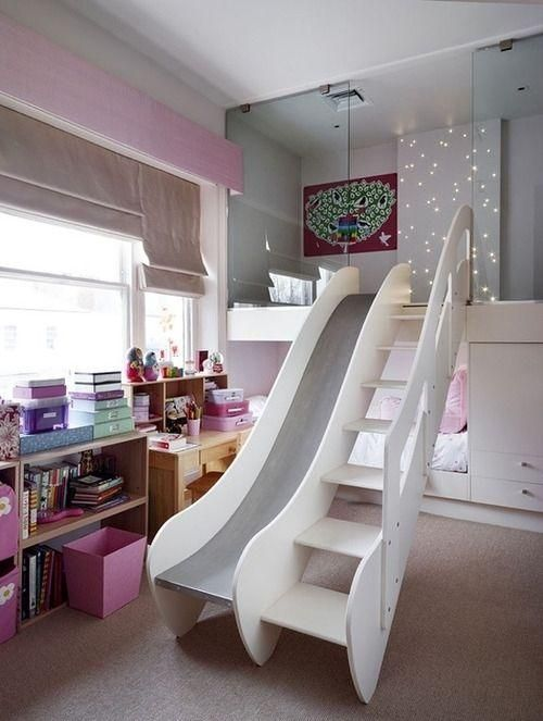 Indoor slides to put the fun and speed back into your home ...