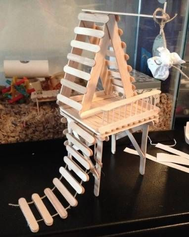 Photo of Homemade Popsicle Stick Toys