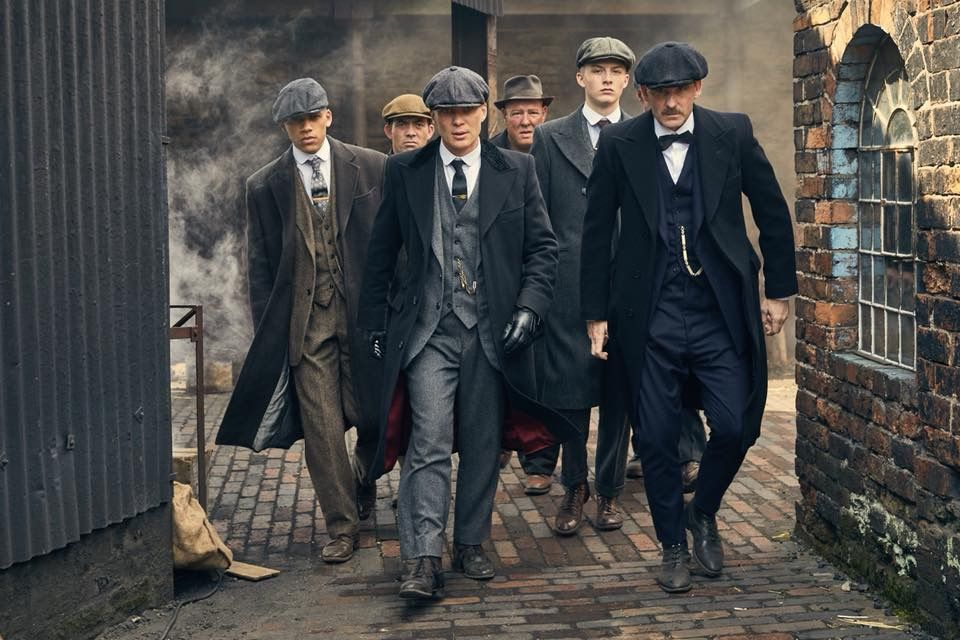 Peaky Blinders Are Coming For You Serie De Television Mejores Series Series Y Peliculas