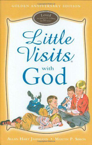 Little Visits with God by Allan Hart Jahsmann http://www.amazon.com/dp/0758613741/ref=cm_sw_r_pi_dp_nlN6tb0RPZ95W