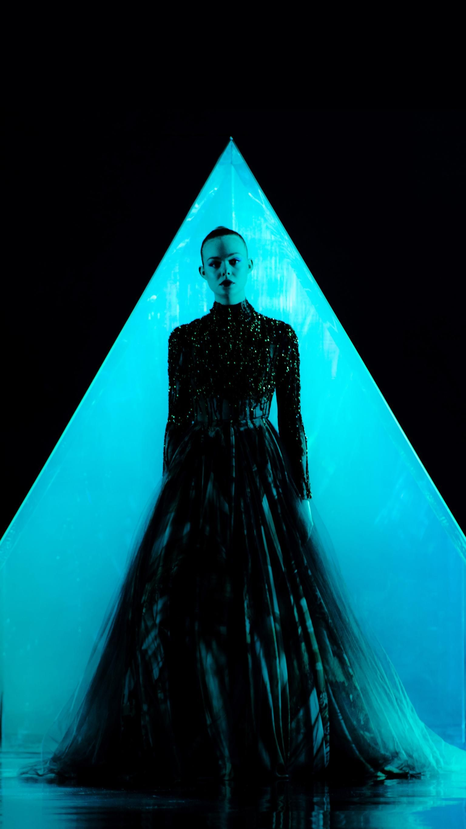 The Neon Demon (2016) Phone Wallpaper (With images) The