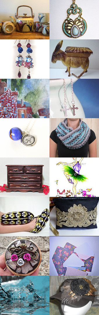 Happy Friday Finds from Bettie by Bettie on Etsy--Pinned with TreasuryPin.com