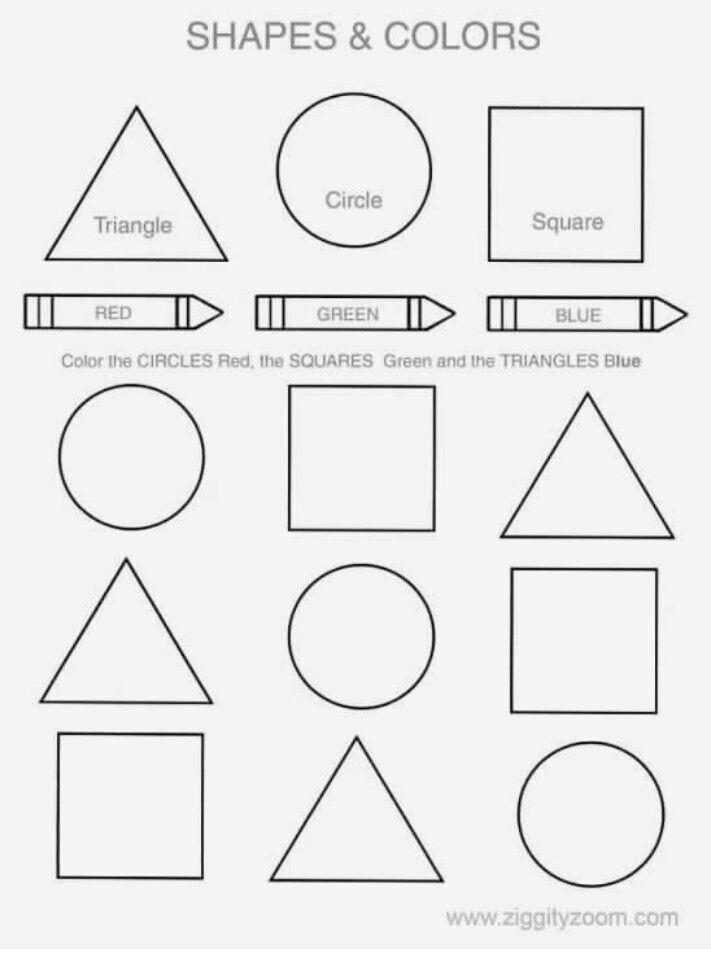 Colors | preschooling | Pinterest | Toddler learning activities ...