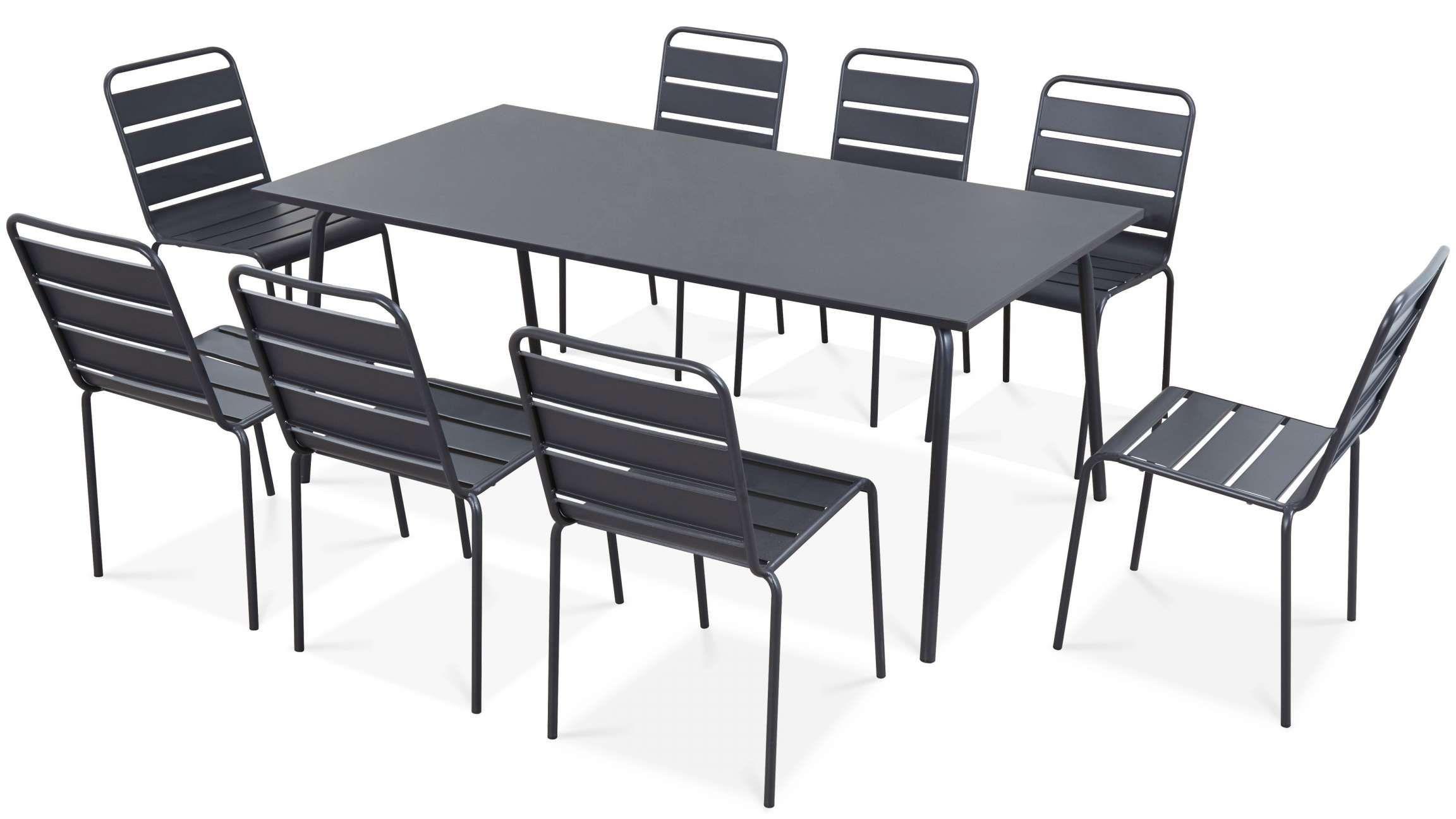 16 Tables Et Chaises De Jardin En Metal Table Et Chaises Table Et Chaises De Jardin Chaise De Jardin
