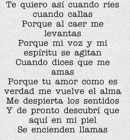 Tu Amor Me Hace Bien Frases De Canciones Letras De Canciones Canciones