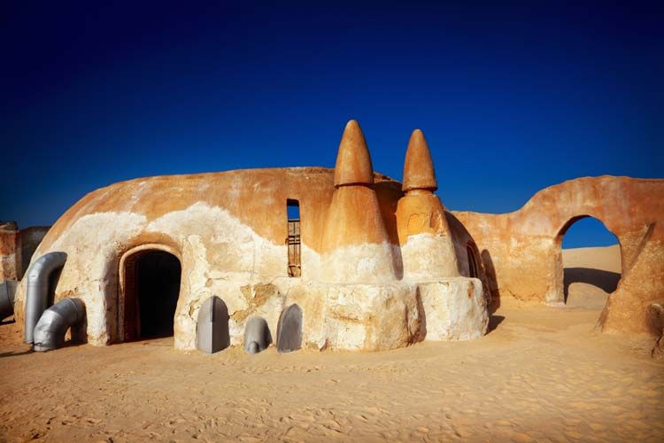 Ideal destinations for Star Wars fans