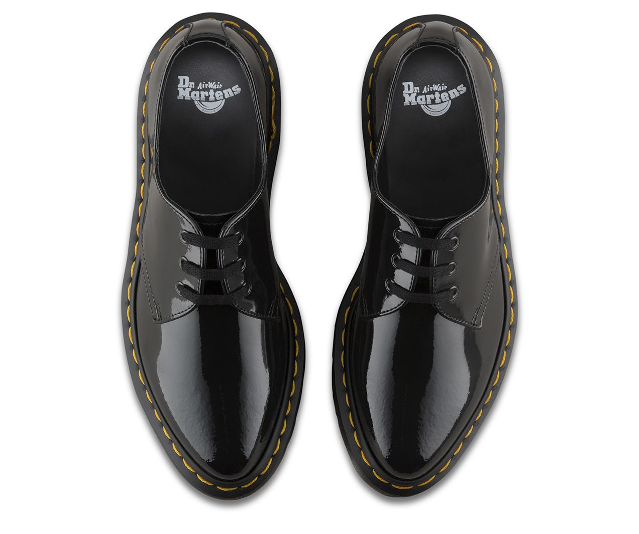 DR MARTENS DUPREE PATENT | Leather slip