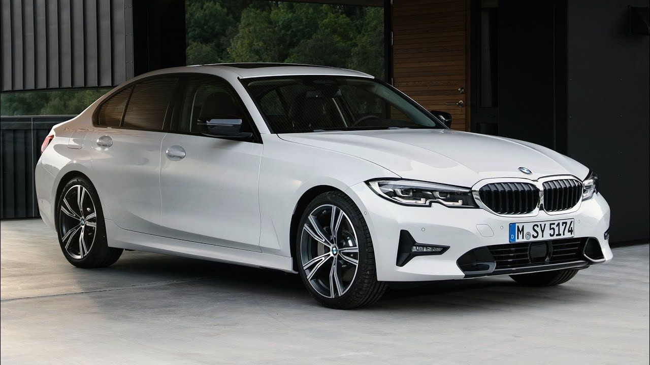 The 2019 Bmw 3 Series Comes To Paris With A Lighter Footprint Wider