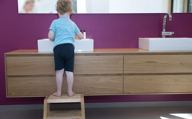 die besten 25 badezimmer eiche ideen auf pinterest rustikale badezimmer dusche rustikale. Black Bedroom Furniture Sets. Home Design Ideas