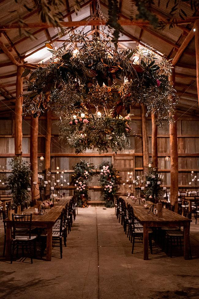 Rustic Wedding Reception Venue – Grain Shed