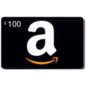 Win A 100 Amazon Gift Card 2 Amazon Gift Cards Amazon Gifts