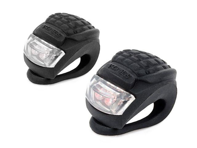 "Subrosa Bikes ""Combat"" LED Lights Set"