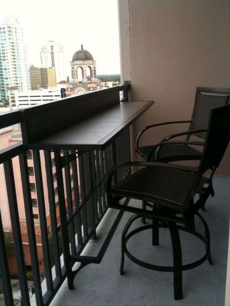 85 Good Ideas To Design Apartment Small Balcony Designideas