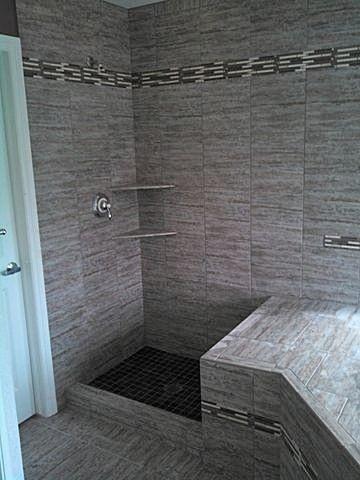 Bathroom Remodel By Custom Flooring Specialists Our Work - Bathroom remodel arvada