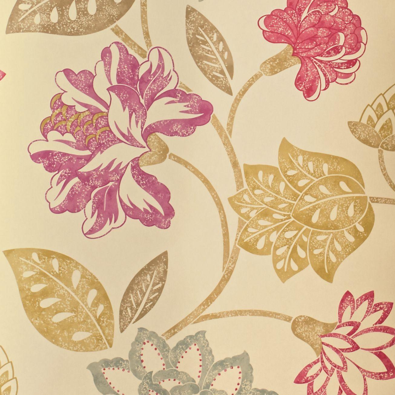Pink And Gold Wallpaper Desktop Backgrounds Inspiration