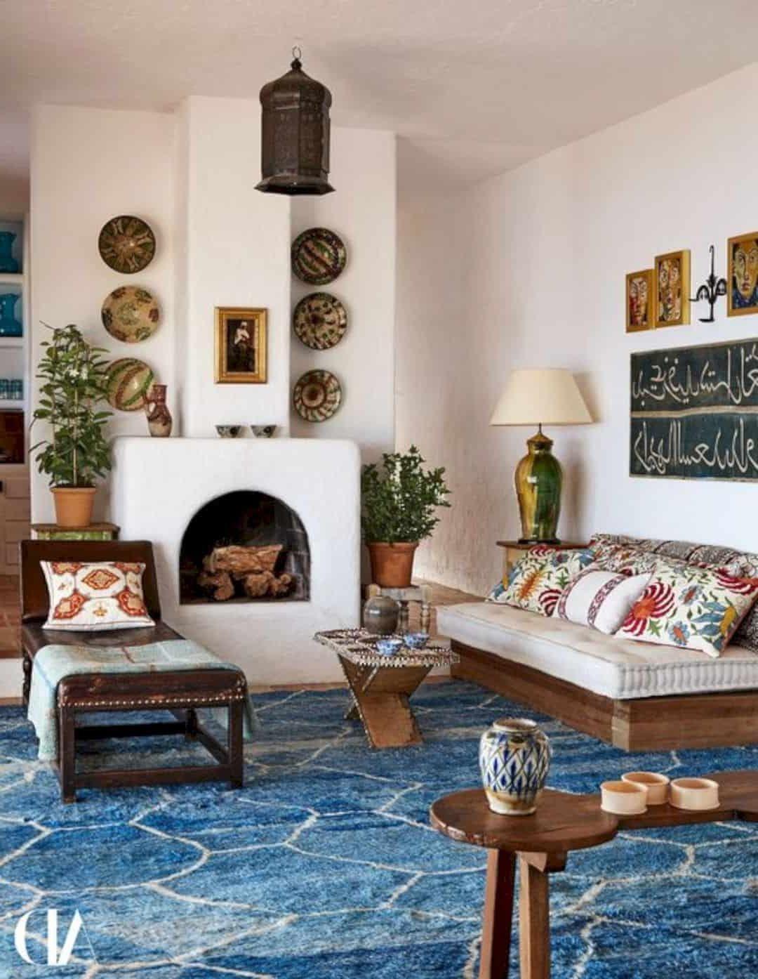 Living Room Moroccan Living Room Design Moroccanlivingroomdesign Moroccan Living Room Boho Scandinavian Living Room Living Room Scandinavian Moroccan inspired living room