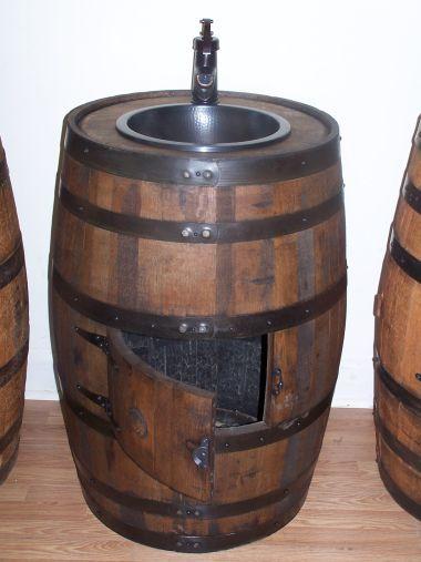 Rain Barrels And More Barrel Sinks Barrel Sink