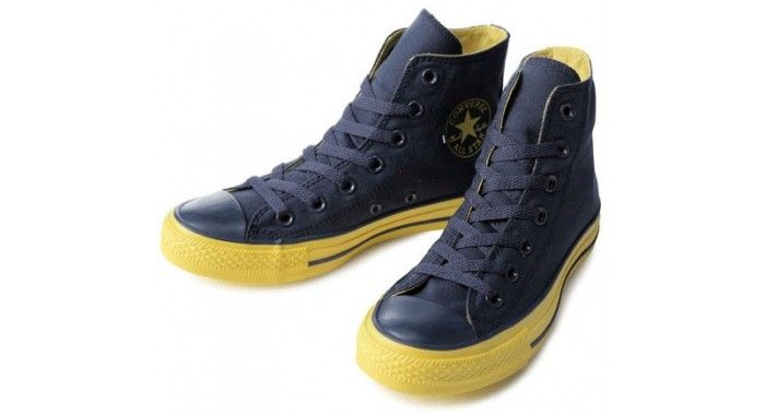 a152ea598b47 discount Converse Shoes Blue Yellow X Missoni F4 Limited Edition Chuck  Taylor Mens Canvas Sneakers Hi Tops