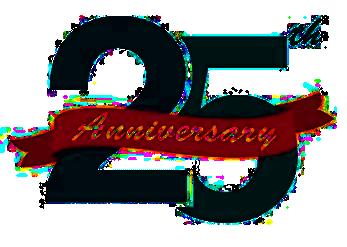25 Wedding Anniversary Logo Clipart Best Anniversary Logo 25th Wedding Anniversary Anniversary