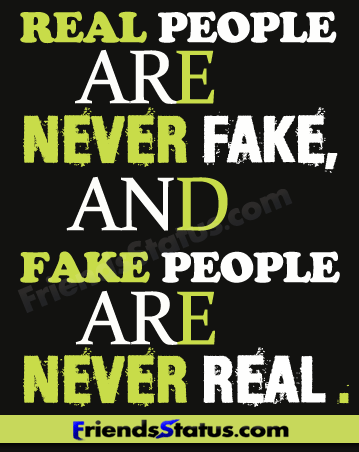 Real People And Fake People Fake People Quotes Fake Quotes Fake People