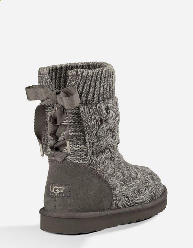 Zapatos negros formales UGG Australia para mujer GU61Wim