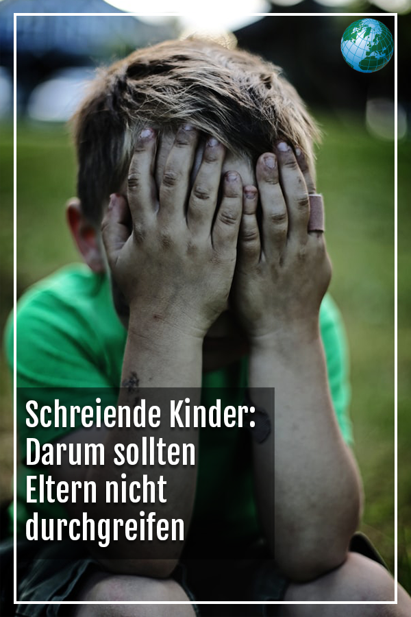 Photo of Schreiende Kinder: Darum sollten Eltern nicht durchgreifen