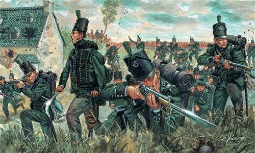 British Napoleonic light infantry - Google Search | British Army ...