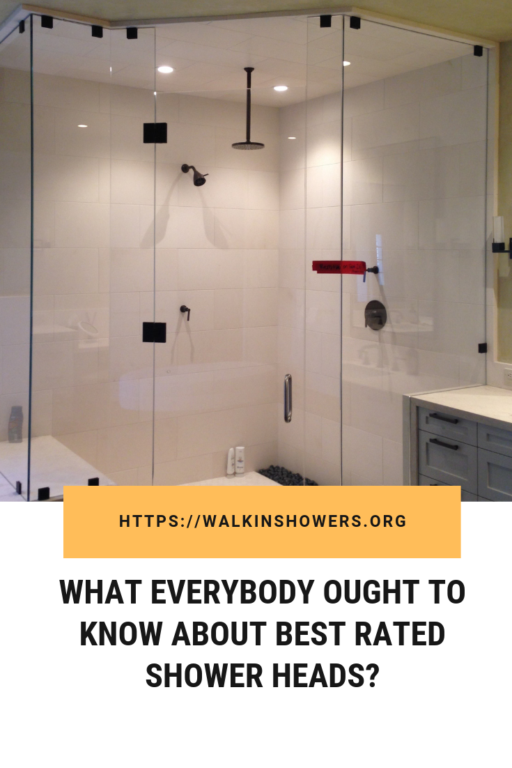 Best Rated Shower Heads Reviewed With Images Shower Doors