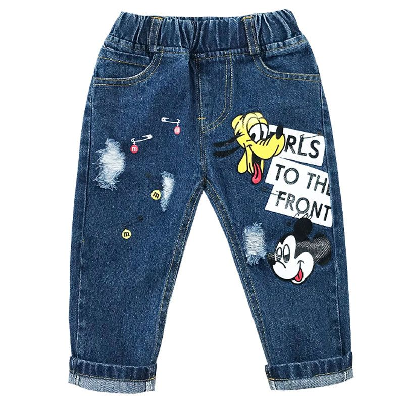 Cheap Pantalones Vaqueros Buy Directly From China Suppliers Ninos Mickey Pantalones Ninas Dibujos Pantalones Para Ninos Ropa Bebe Nina Pantalones De Mezclilla