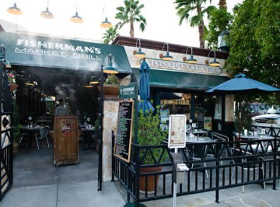 Restaurant Fisherman S Market La Quinta Ca Left Coast Coachella Valley