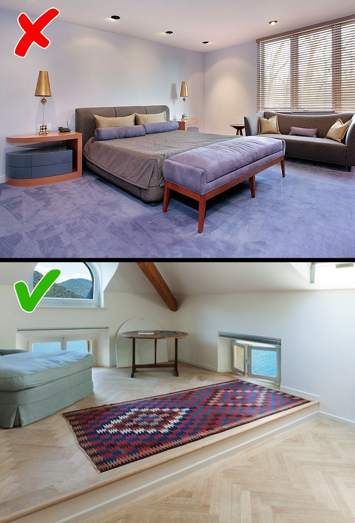 13 Things That Make a House Messy and Not Cozy | Bedroom ...