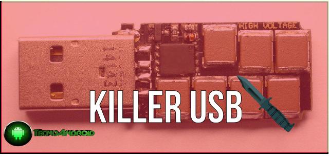 """La """"Killer USB"""" Che Può Far Esplodere Il Tuo PC - http://www.tecnoandroid.it/killer-usb-hacking/"""