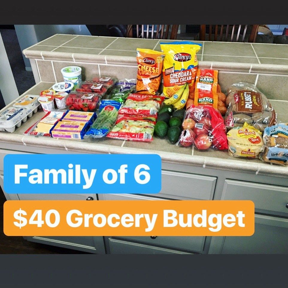 Aimee S Weekly Grocery Haul And Menu Plan Cheap Meal Plans Aldi